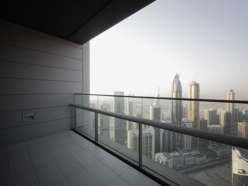 Balkon Schoonspuiten