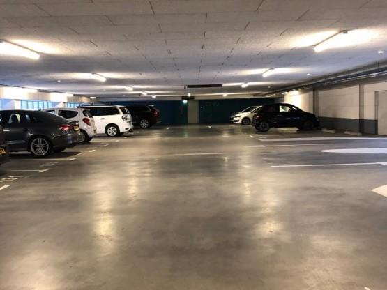 Garage onderhoud